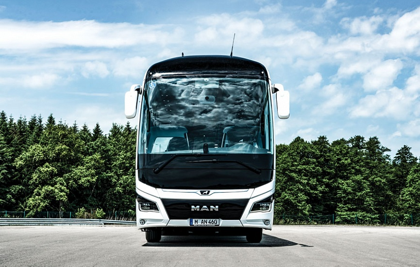 MAN Lion's Coach 2018